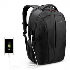 Tigernu T-B3105 15inch Laptop Bag 20L Waterproof Backpack USB Charging Shoulder Bag Camping Travel