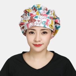 Surgical Cap Household Health Dustproof Fume-proof Hat