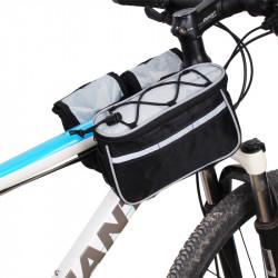 Bike Frame Front Tube Bag Waterproof MTB Bike Bag Cycling