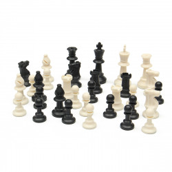Plastic Gambit Tournament Chess Set Roll-up Mat And Bag Camping Travel Gifts Portable Travelling New Roll Board Chess