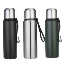 800/1000/1500ml Outdoor Sport Stainless Steel Water Vacuum Insulation Bottles