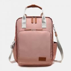 Women Waterproof Light Weight Large Capacity Fashion Backpack Shoulder Bag