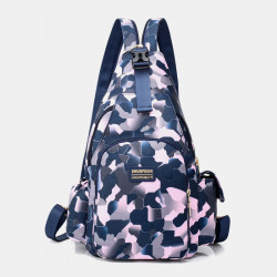 Fashion Casual Multifunctional Anti-theft Chest Bag Crossbody Bag Backpack For Women