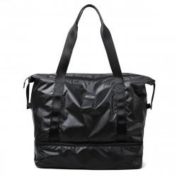 Oxford Cloth Waterproof Sport Gym Bag Independent Shoe Position Fitness Yoga Handbag Travel Shoulder Bag