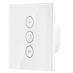 Bakeey Wifi Smart Switch Blinds Shutter Curtain Timer Remote Control Work with Alexa Google Home