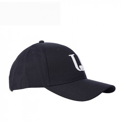 JORDAN&JUDY Cotton + Polyester Baseball Cap Outdoor Sports Hat Sun Reflective Sweat Absorption Reflective Adjustable Hat