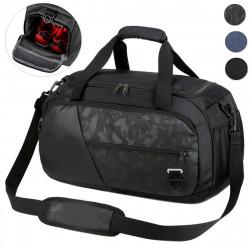 Dry Wet Separation Shoes Yoga Bag Waterproof Travel Gym Handbag Sports Running Fitness Shoulder Bag