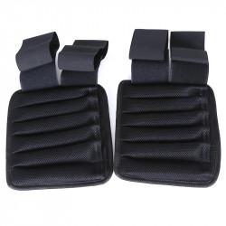 KALOAD Adjustable Steel Plates Running Sandbag Gloves Sports Fitness Weight-bearing Arm Support