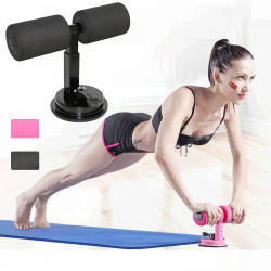 Sit-Up Bar Abdominal Roller Abs Trainer Sit Up Assistant Sport Gym Fitness Exercise Tools