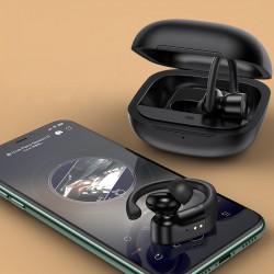 USAMS US-YI001 YI Series Ear Hook TWS bluetooh 5.0 In Ear Earphone Wireless Stereo Noise Cancelling Sports Headphones