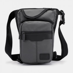 Men Fashion Waterproof Light Weight Multifunctional Waist Bag Tactical Riding Bag