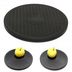 "Multipurpose 10 Rotating Turntable 360 Swivel Bearing Home Kitchen Plate Dish Pot"""