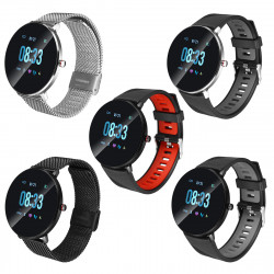 KALOAD L10 1.65in Touch Screen Waterproof Smart Watch ECG+PPG Stopwatch Sports Bracelet Fitness Tracker