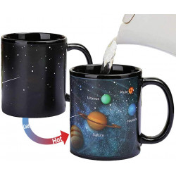 Starry Solar System Ceramic Color Mug Cups & Mugs Water Cup Drinking Mug