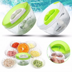 Manual Food Vegetable Onion Chopper Meat Chopper Mincer Dicer Kitchen Slicer