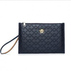 Men's Genuine Leather Clutches Bag Messenger Bag