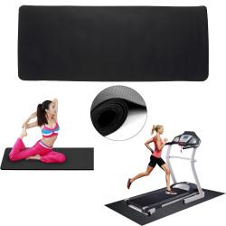190*85cm Exercise Mat Non-slip Pilates Gym Yoga Treadmill Bike Protect Floor Walking Pad Mat