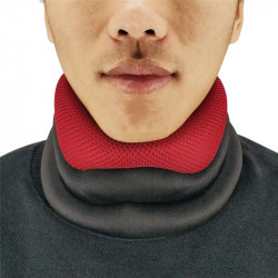 Neck Support Cervical Spine Care Breathable Traction Device Brace Office Sports Fitness Fatigue Relaxing Tool