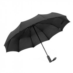 IPRee 2-3 People Automatic Umbrella UPF30+ Waterproof Travel Umbrella Camping Sunshade
