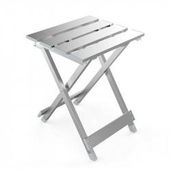 ZANLURE Alloy Folding Fishing Chair Portable Camping Picnic Stool Seat