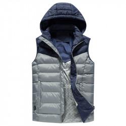 Tengoo Electric Heated Vest USB Rechargeable Winter Warm Heating Vest Jecket