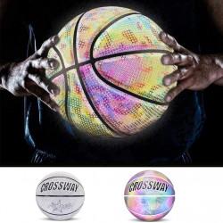 Luminous NO.7 Basketball Reflective Basketball Boys Glowing Luminous Street Basketball