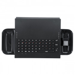 Dobe TNS-1702 Wireless Keyboard 2.4G with Joy-con Holder for Nintendo Switch Game Console