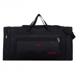 Large Capacity Nylon Fitness Gym Yoga Bag Outdoor Sports Luggage Bag Travel Handbag