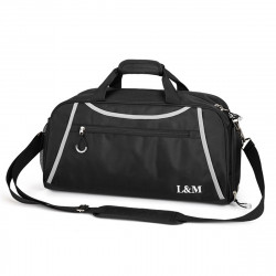 Sport Gym Training Fitness Bag Outdoor Travel Handbags Yoga Bags with Shoes Compartment