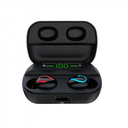 Bakeey Q65 TWS bluetooth Earphone Wireless Gaming Headphone 3500mAh Power Bank Noise Cancelling HD Call Stereo Headset
