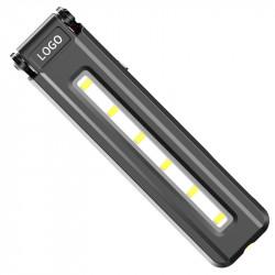 YUANTOOSE 100LM 2 Modes Folding Hanging Buckle SMB LED Work Light Waterproof Magnetic Car Inspection Lamp