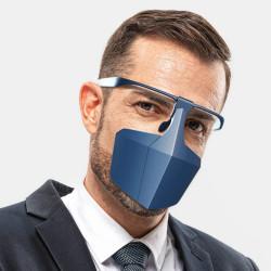 Face Protection Isolation Masks Anti-fog Splash Dust Masks
