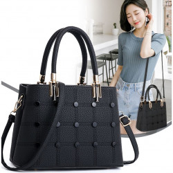 Pu Leather Hand Bag S Shopping Tote Bag Hand Bag For Women Bag S