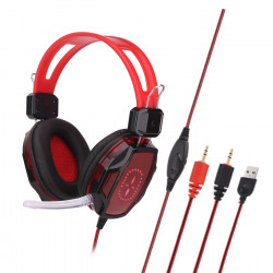 Gaming Headset Laptop Mic Headphones Earphonet