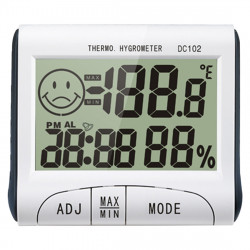 Weather  Station Household Indoor Use Temperature Humidity Me
