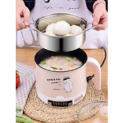 Small Clever Electric Steamer Household Small Cooking Multifunction Household Appliances Rice Cooker Steaming New Kitchen Appliances Cooking