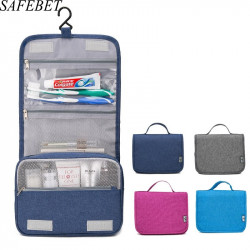 Cosmetic Bag Organizer Case Necessaries Make Up Toiletry Bag
