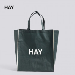 Hay Shopping  Bag Shopping Bag Alphabet Print Single Tote Bag Storage Bag