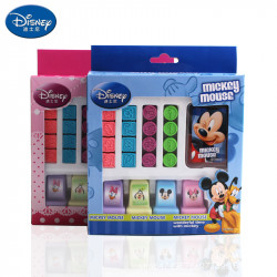 Mickey Minnie Stationery Stamp Set Child Seal Toy