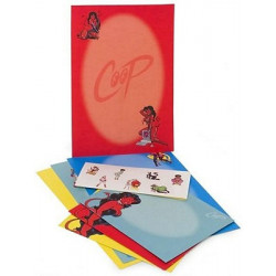 [Pre-Sale] Coop Wild Women Stationery  Set [With Sticker (S) And