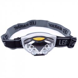 New Portable Led Head Lamp Torch  Light Hands Flash Light With