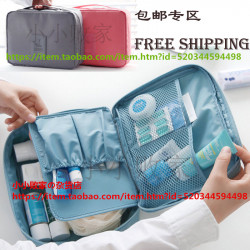 Make Up Cosmetic Pouch Bag Handbag Travel Organizer Case