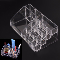 New Makeup Organizer Hot Salechic Cosmetic Jewelry Case Lips