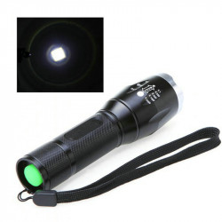 Flash Light  Torch 2000 Lumen Cree Xm-L T6 Zoomable Led Flash