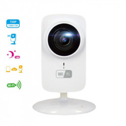 Wifi Baby Monitor Ip Camera 720P Hd Baby Camera Night Vision