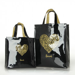 Hot Sale Pvc Shopping  Bag Environmental Protection Shopping Bag Large Capacity Waterproof Tote Bag Shoulder Bag
